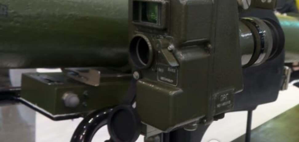 Новейшее оружие Украины: 'умный' реактивный гранатомет от создателей 'Скифа'