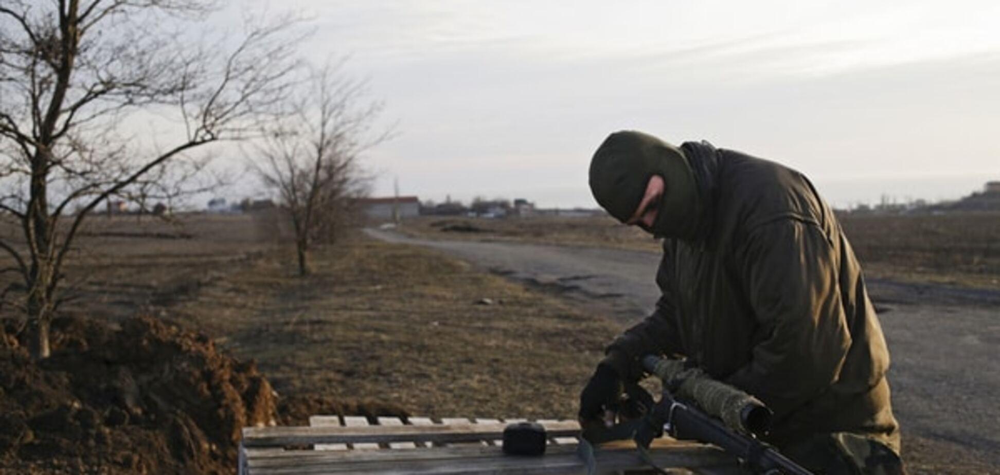 На Донбасі активізувалися диверсанти терористів і контрабандисти