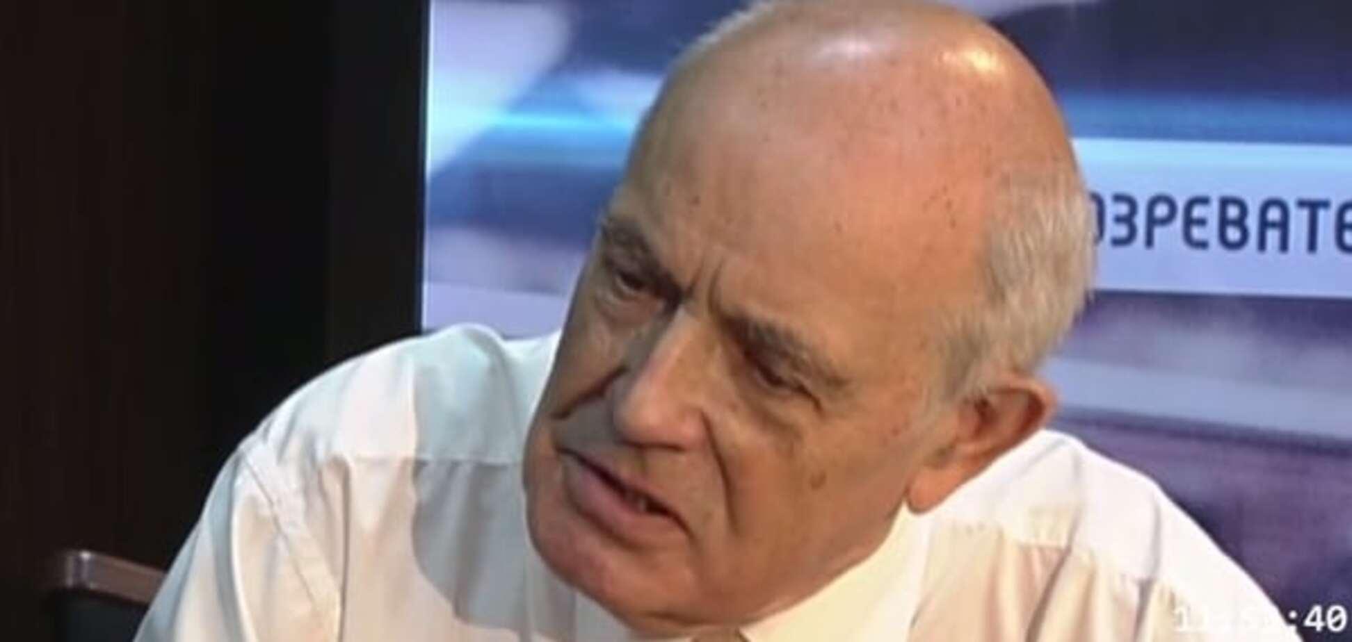 Крючков назвал Россию главным защитником Украины