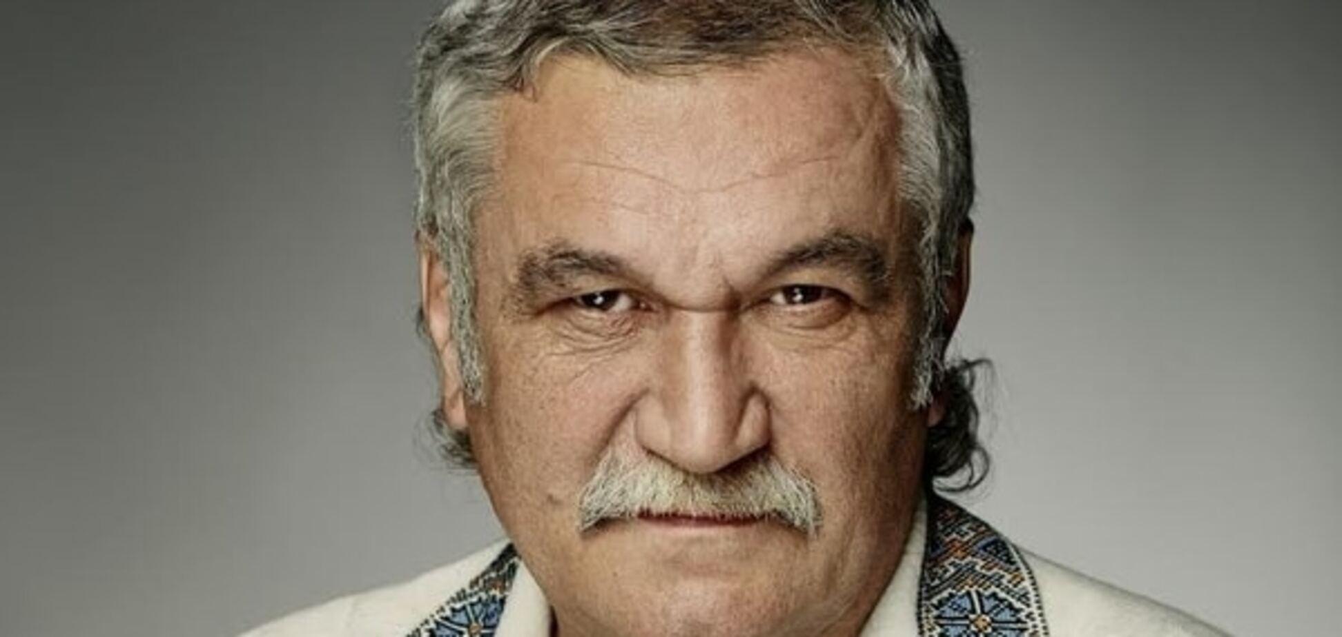Василий Шкляр согласился войти в политсовет УКРОПа