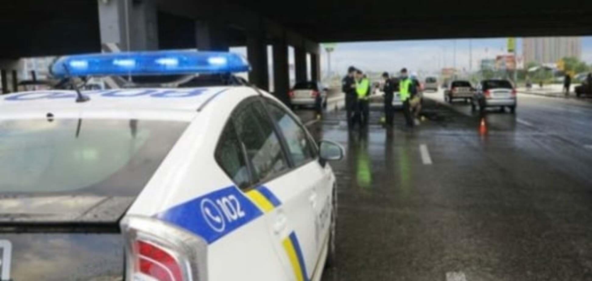 'Немає ДАІ - пішов контроль'. Аварійність в Києві виросла в 3 рази: інфографіка