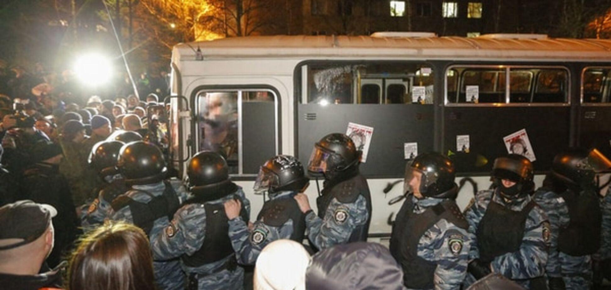ГПУ арестовала экс-комбата 'Беркута' по делу о Евромайдане