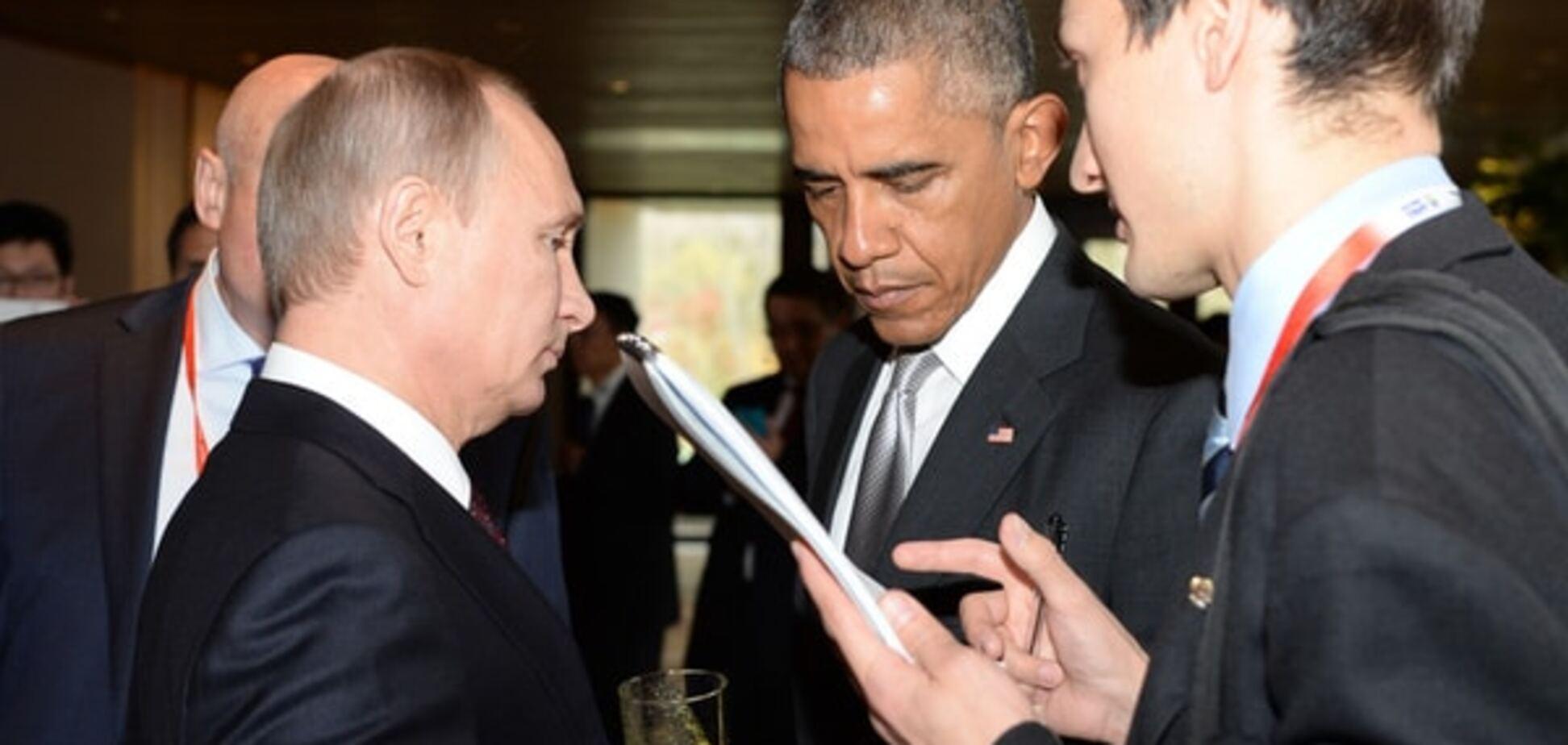 Крючков верит, что Обама и Путин могут оказаться в одной 'упряжке'
