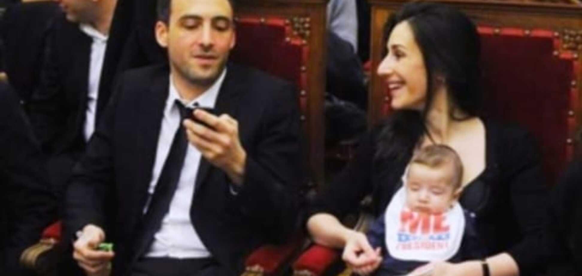 Згуладзе рассказала о знакомстве с мужем и о своих 'суперродителях'
