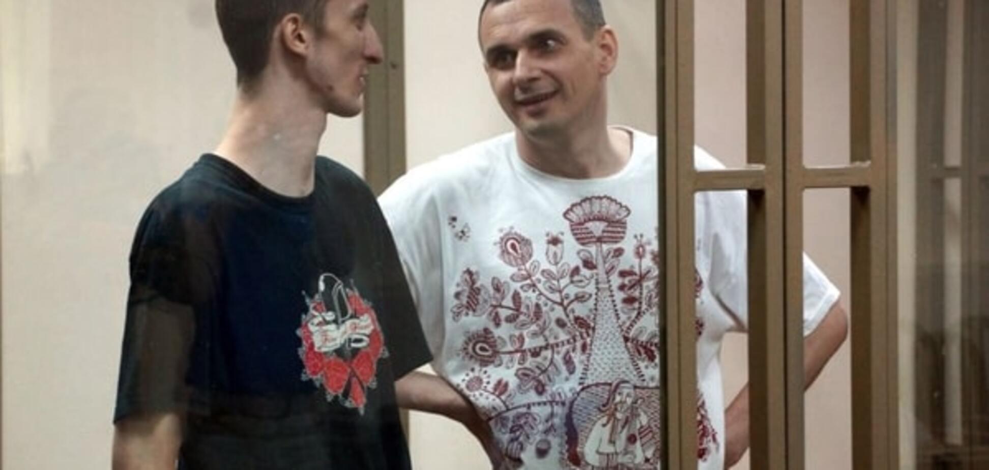 Порошенко наградил Сенцова и Кольченко орденами 'За мужество'