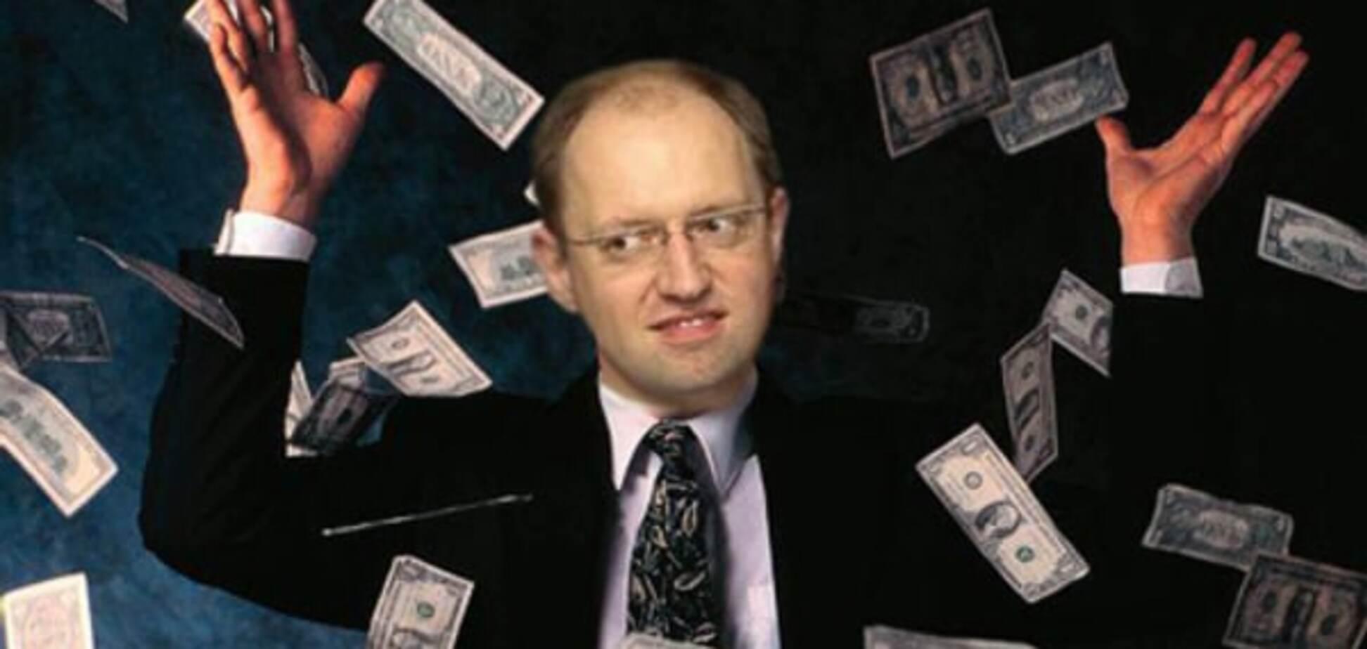 $3 млн за посаду: ГПУ зобов'язали відкрити справу проти Яценюка-хабарника - нардеп