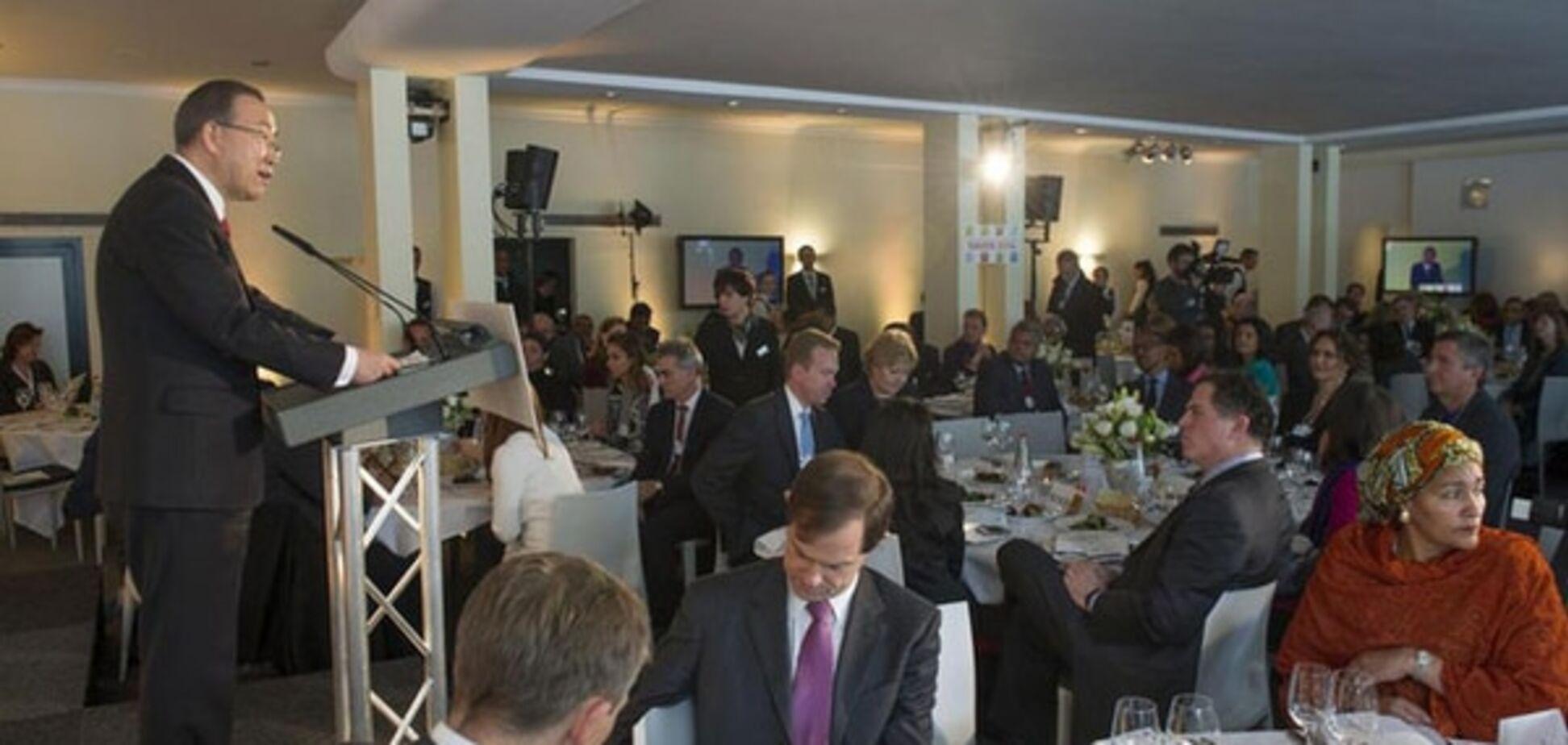 Шеф-повар ООН рассказал, чем Порошенко накормят на Генассамблее