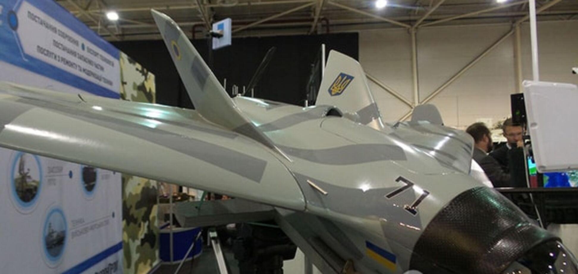 'Укроборонпром' створить для армії ударний дрон і камуфляж-невидимку