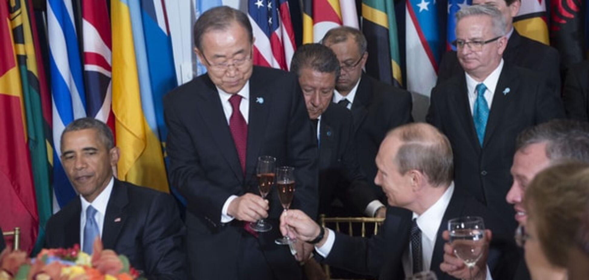 Дипломат рассказал, как Путин откажется от права вето в Совбезе ООН