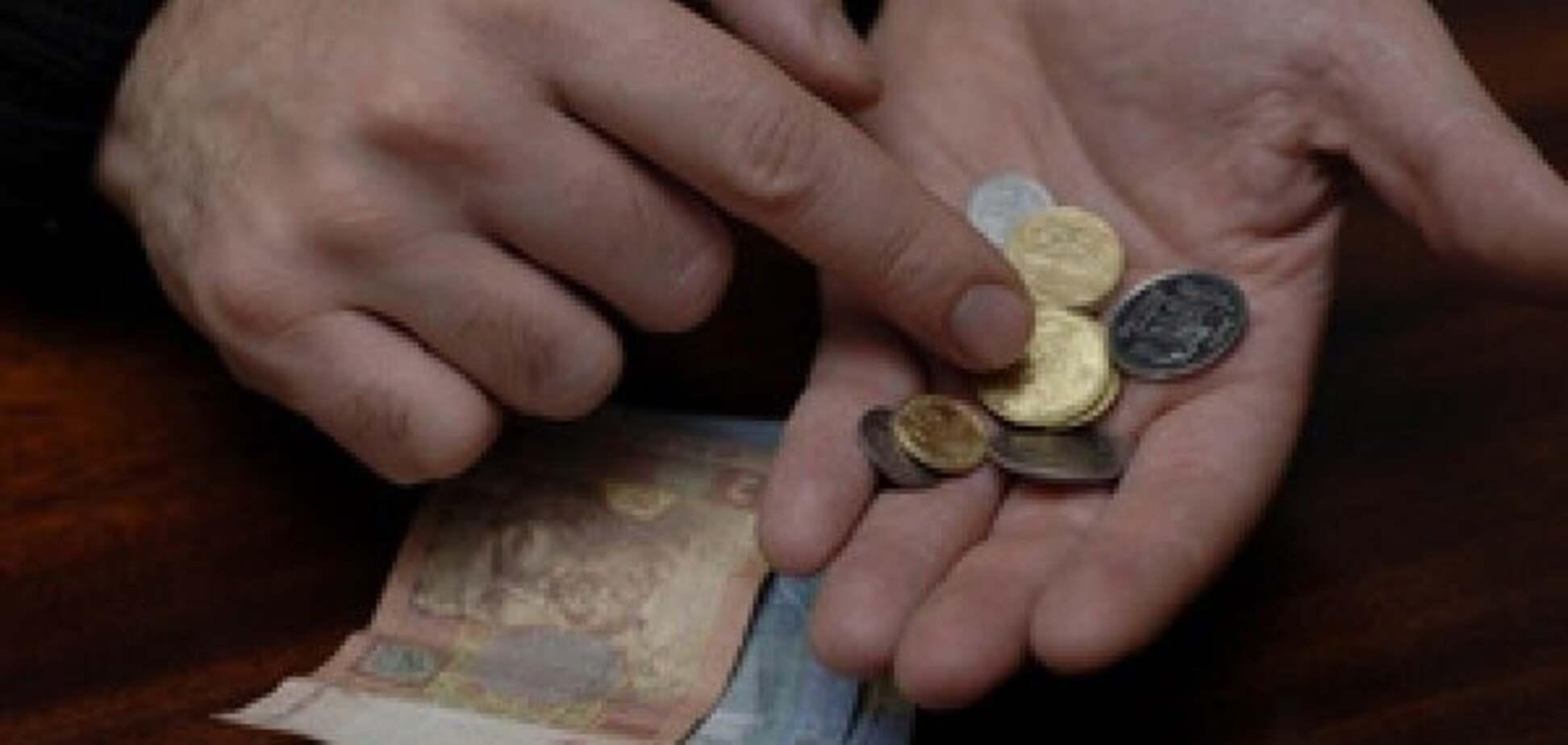 Трудитися, щоб вижити: куди витікає зарплата українців. Інфографіка