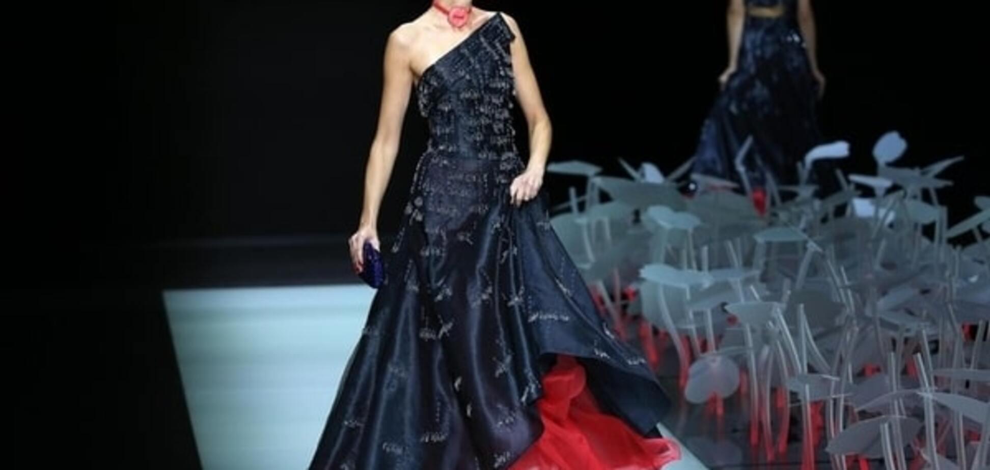 Финал Недели моды в Милане: французский шик и итальянская роскошь Giorgio Armani