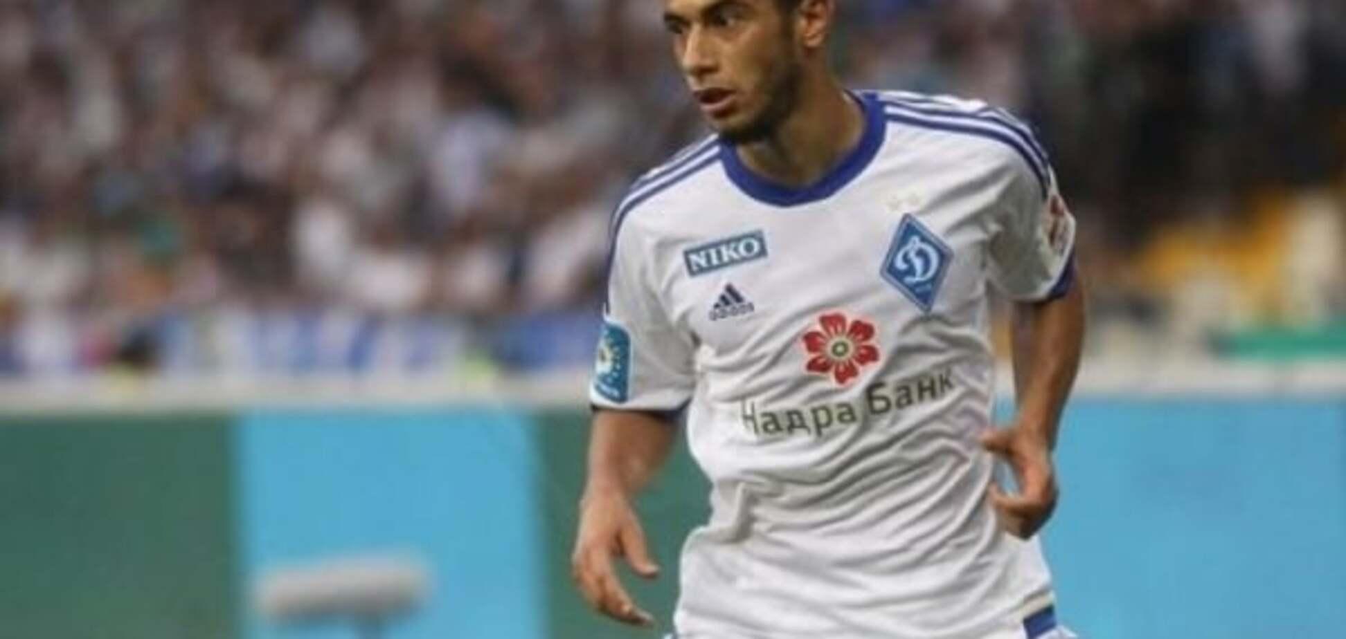 'Арабський світ'. ЗМІ назвали незвичайну причину травми футболіста 'Динамо'