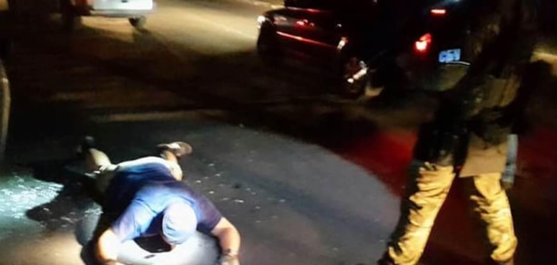 СБУ предотвратила теракт в Киеве: задержаны четыре террориста
