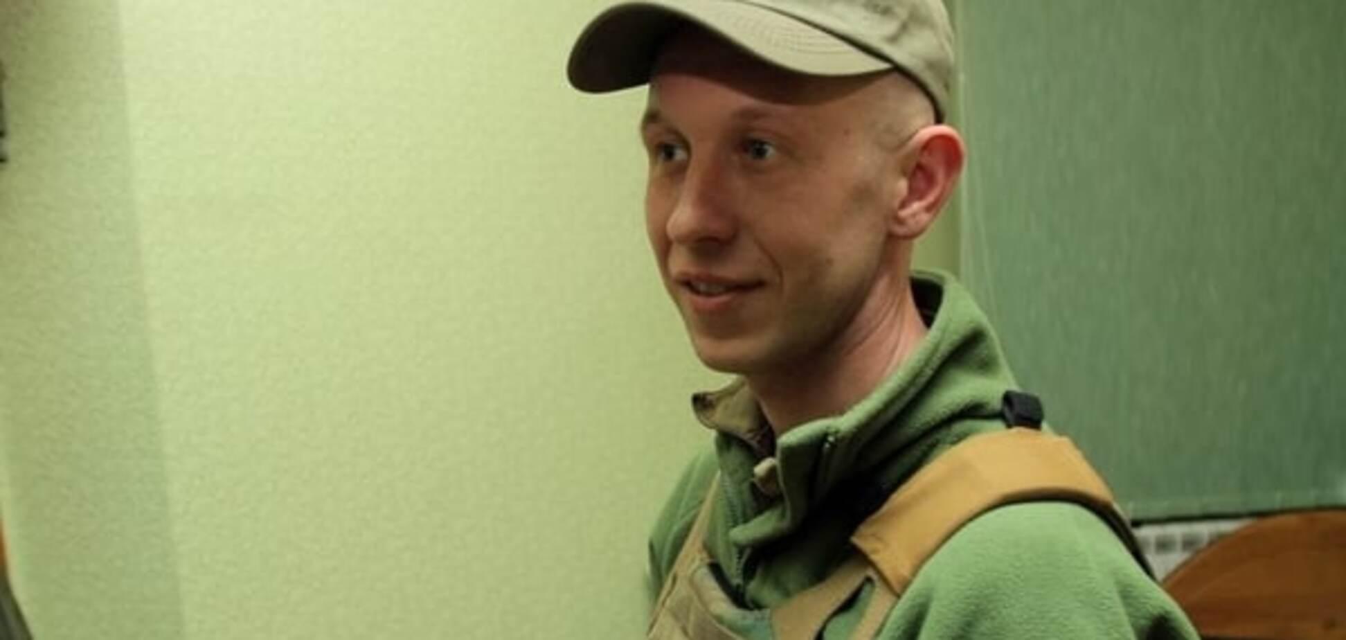 Под Счастьем на фугасе подорвался боец 'Тайфун' - Касьянов