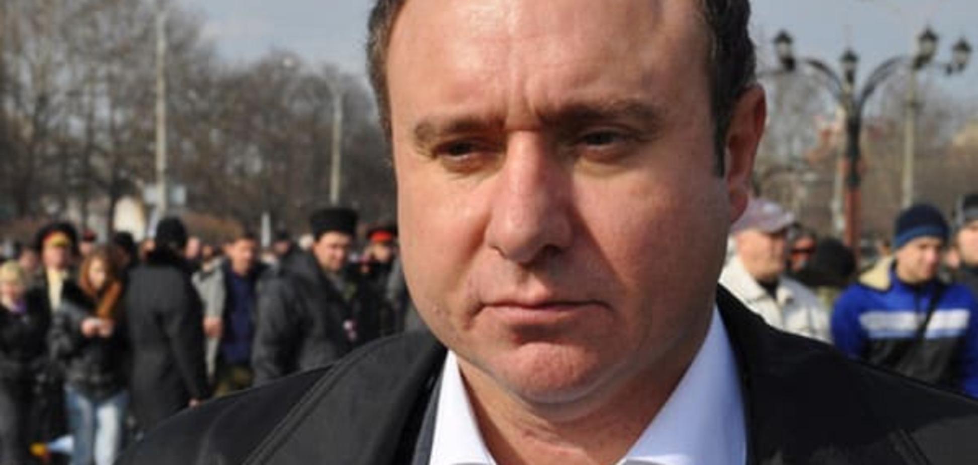 У Севастополі за хабар затримали голову 'Російського блоку'