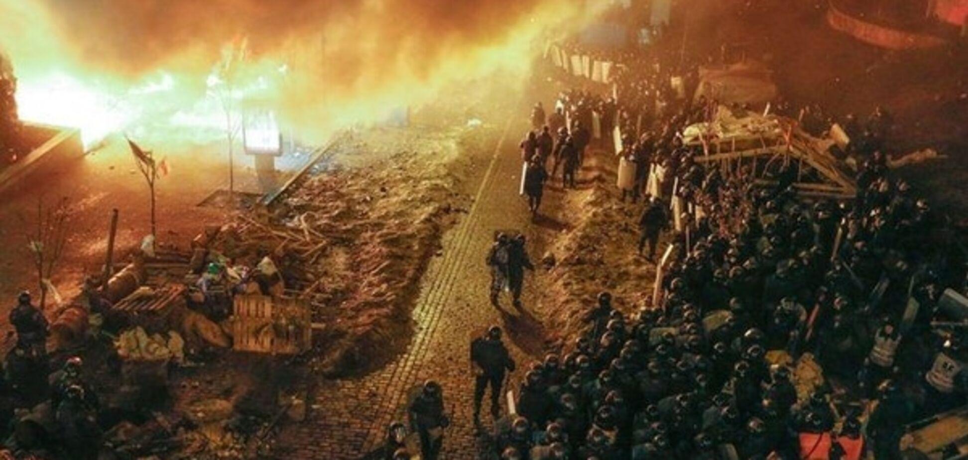 Кровь на Майдане: суд арестовал бывшего СБУшника за АТО в Киеве