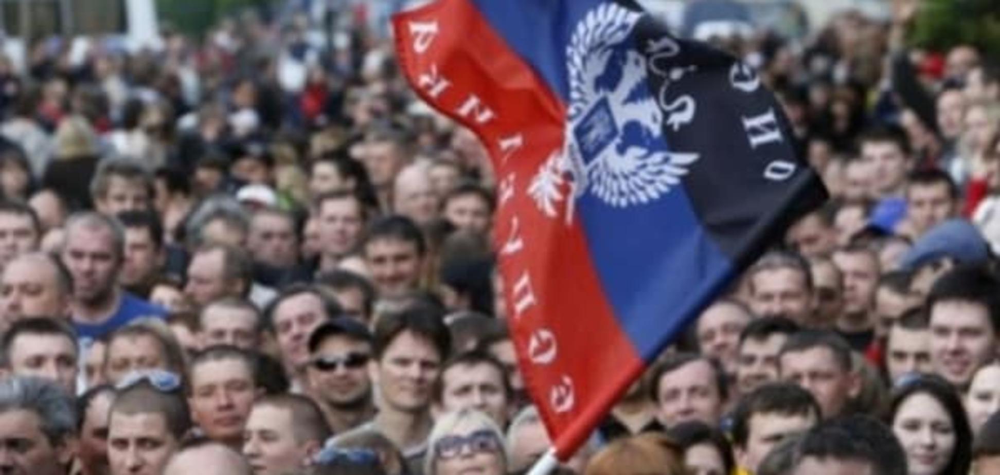 Росіяни не проти допомагати 'ДНР' - 'ЛНР', але бачити їх у себе не хочуть - опитування