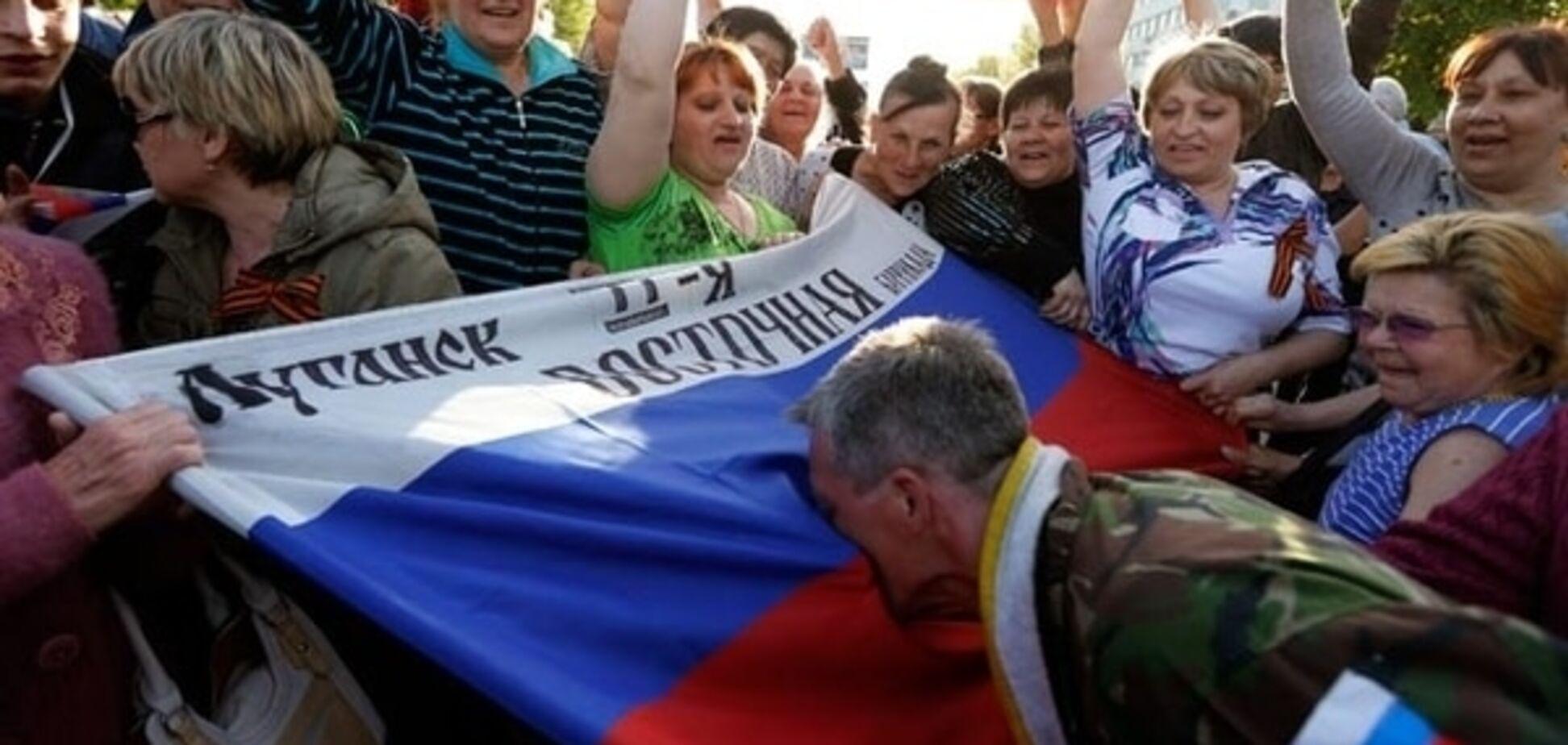 На Луганщині депутатів від КПУ заарештували за сепаратизм