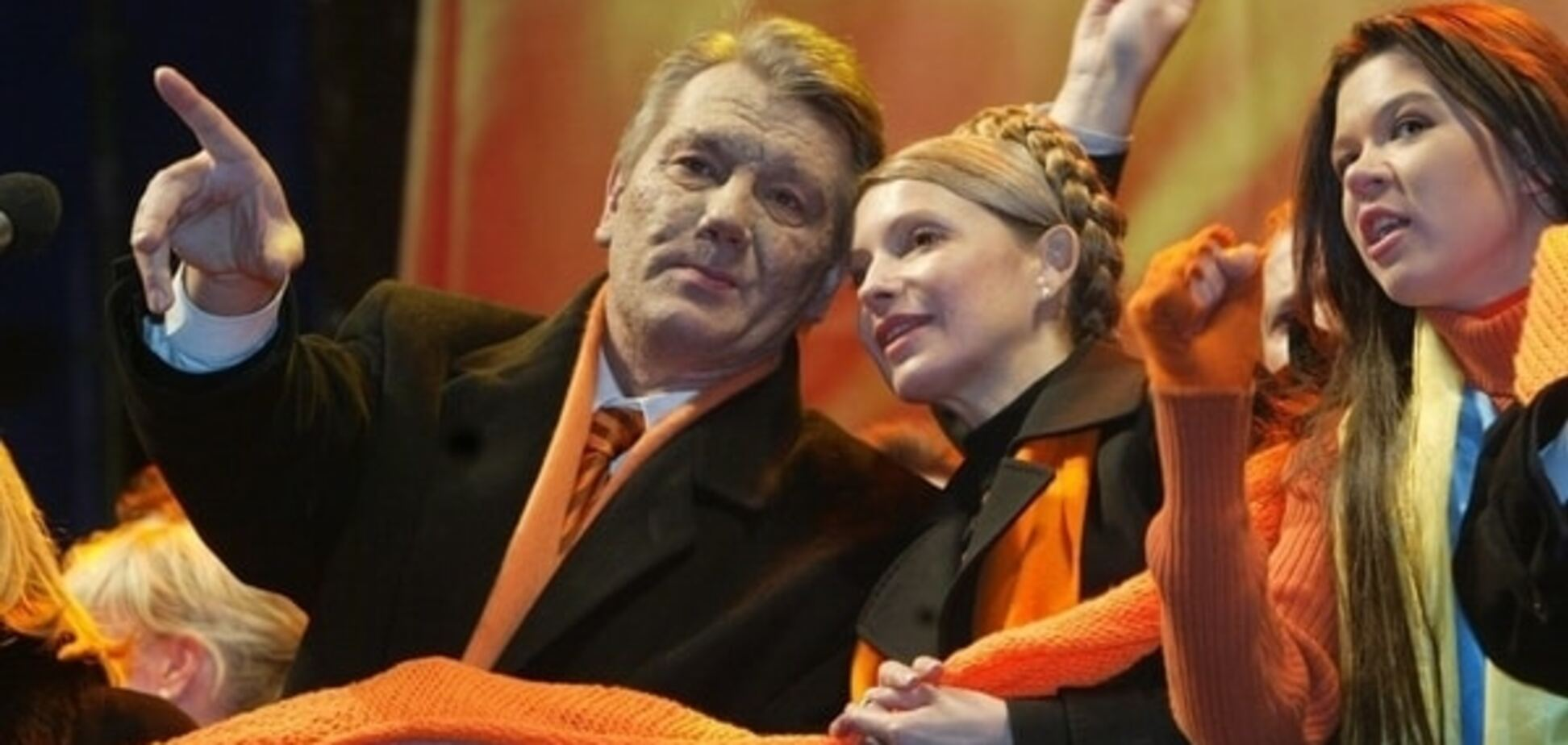 Мороз розкрив правду про взаємини Ющенка і Тимошенко