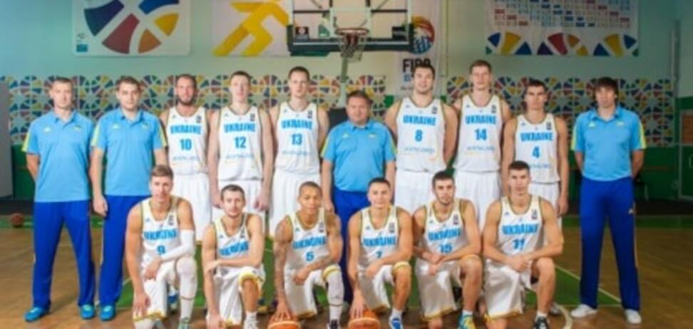 Украина попала в список уникальных команд Евробаскета-2015