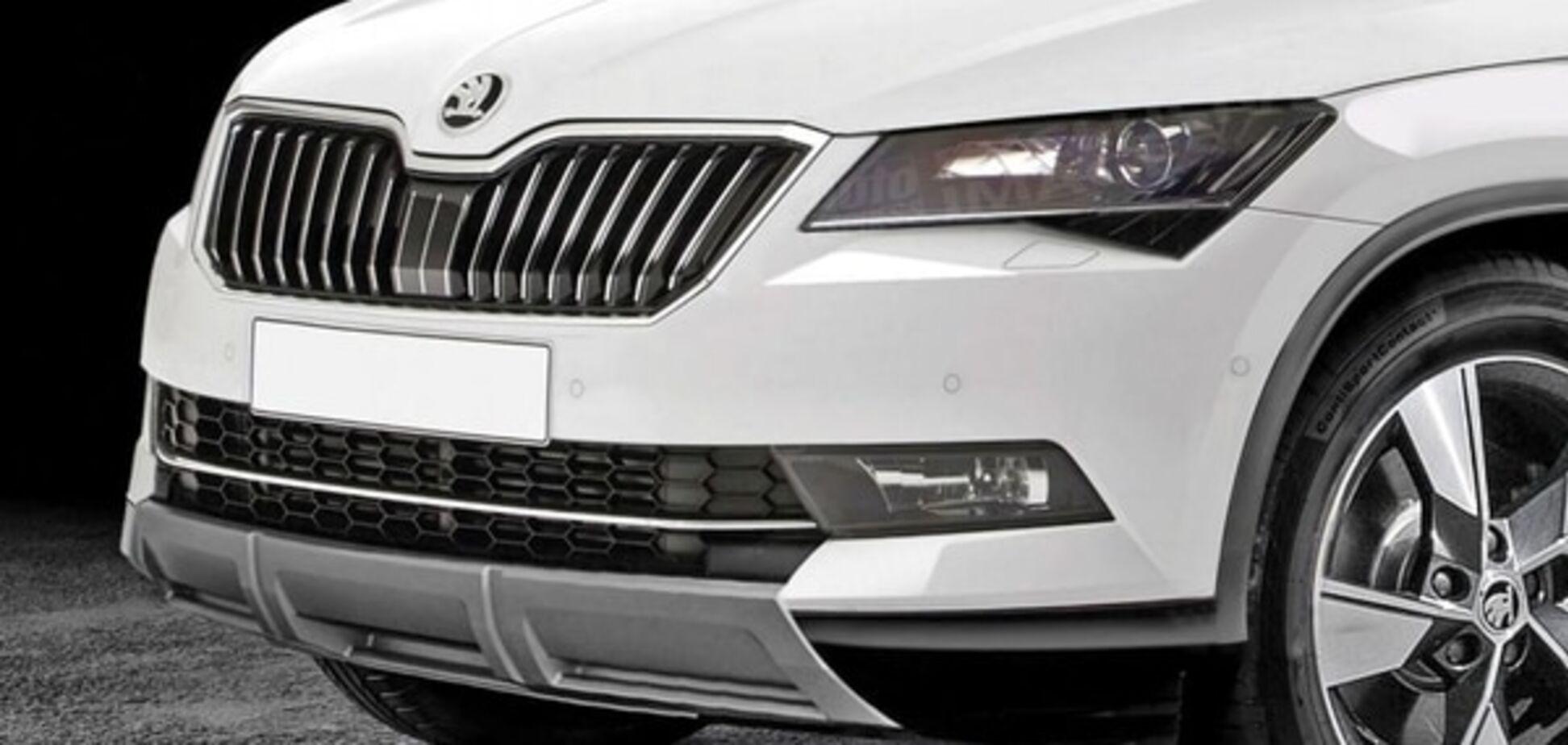 Баварцы в шоке: Skoda готовит бюджетный BMW X4