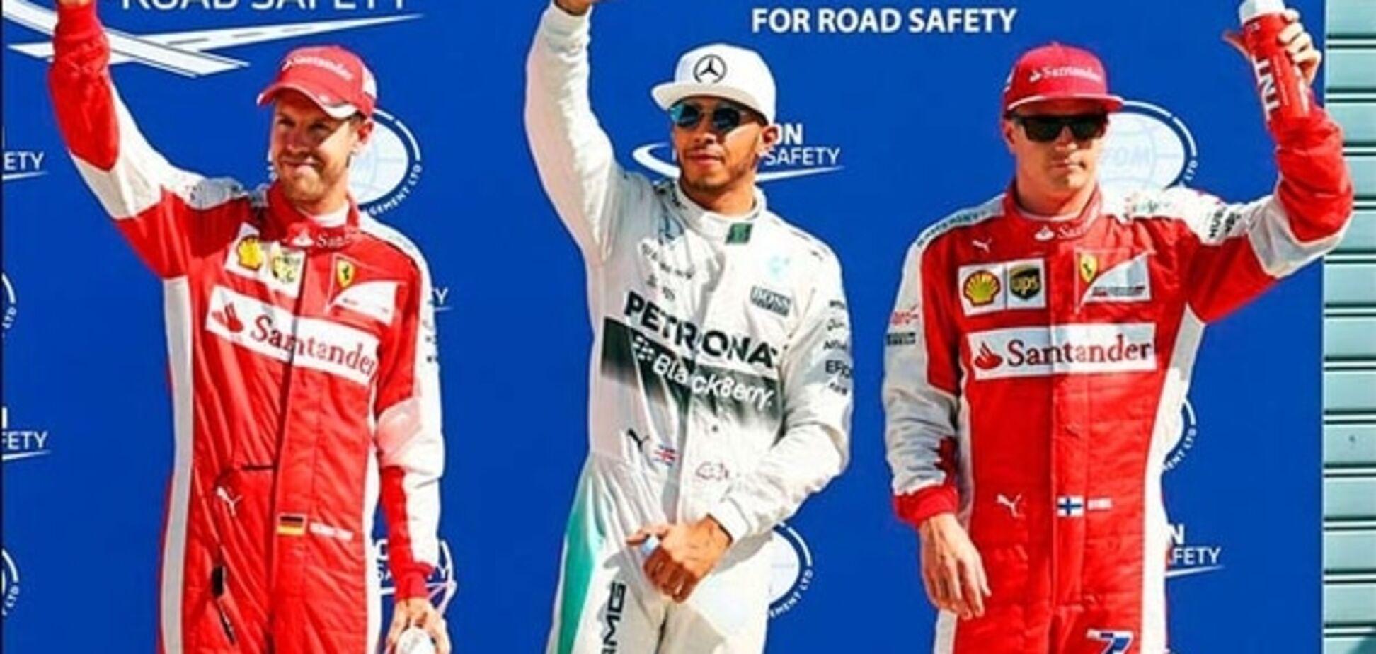 Ferrari ефектно дали бій Mercedes на кваліфікації Гран-прі Італії