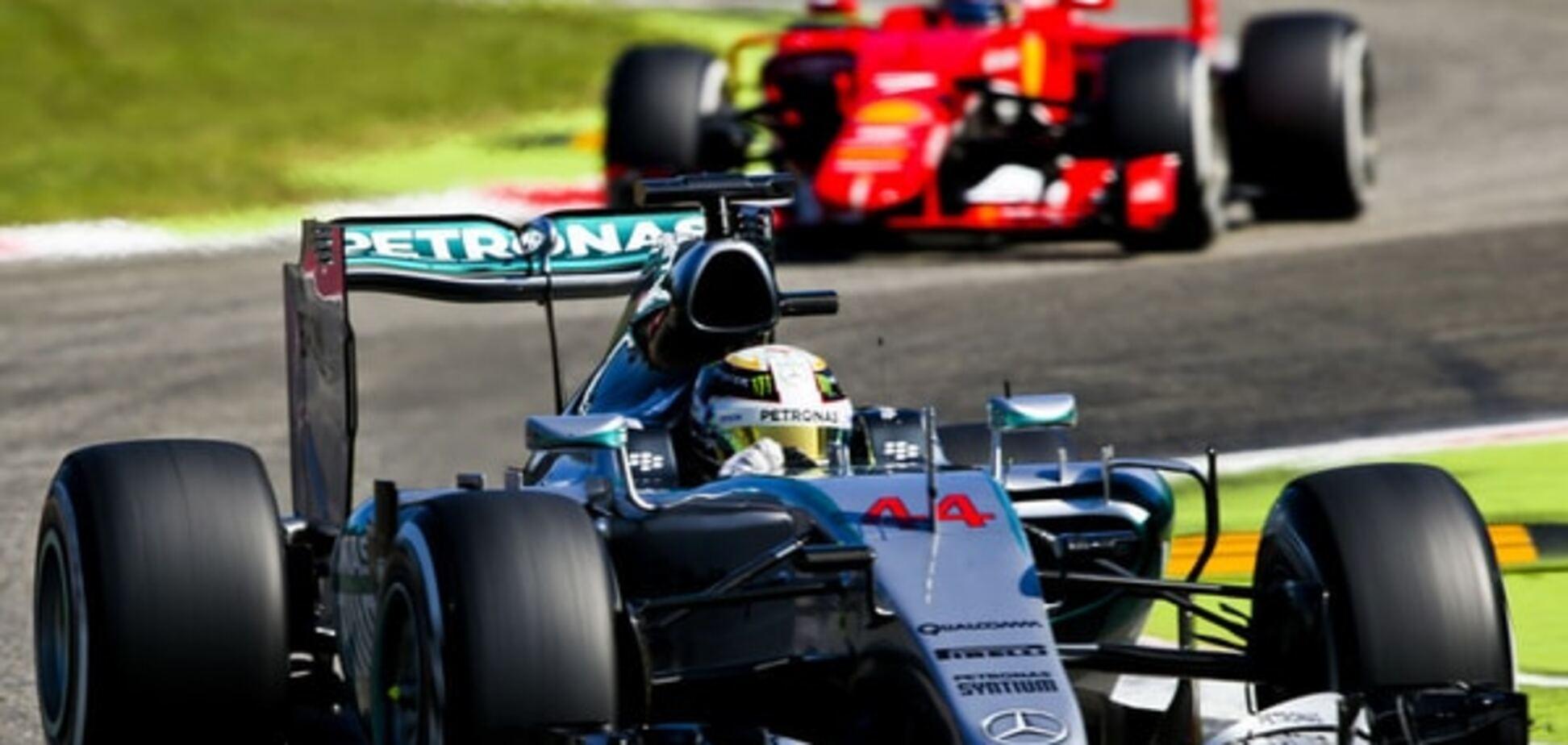 Ferrari створила сенсацію на божевільному Гран-прі Італії