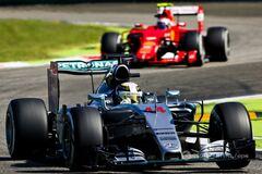 Ferrari сотворила сенсацию на сумасшедшем Гран-при Италии