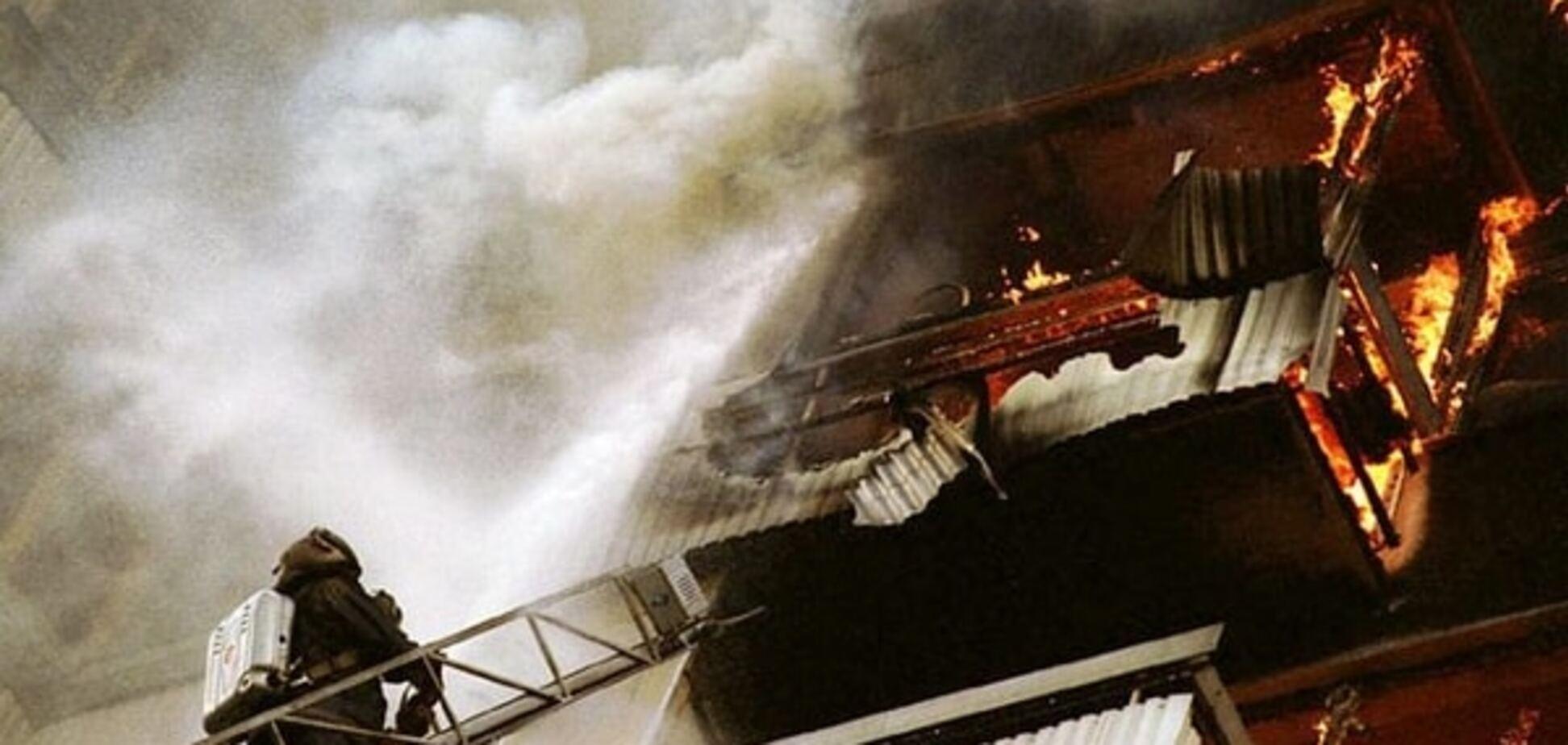 Этажи риска. Что грозит киевским высоткам и ТЦ в случае пожара