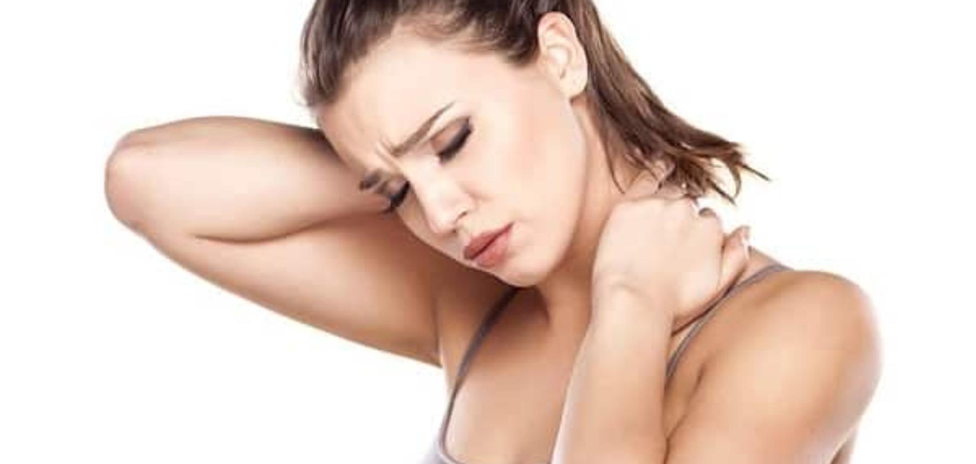 8 простых и эффективных упражнений от боли в шеи