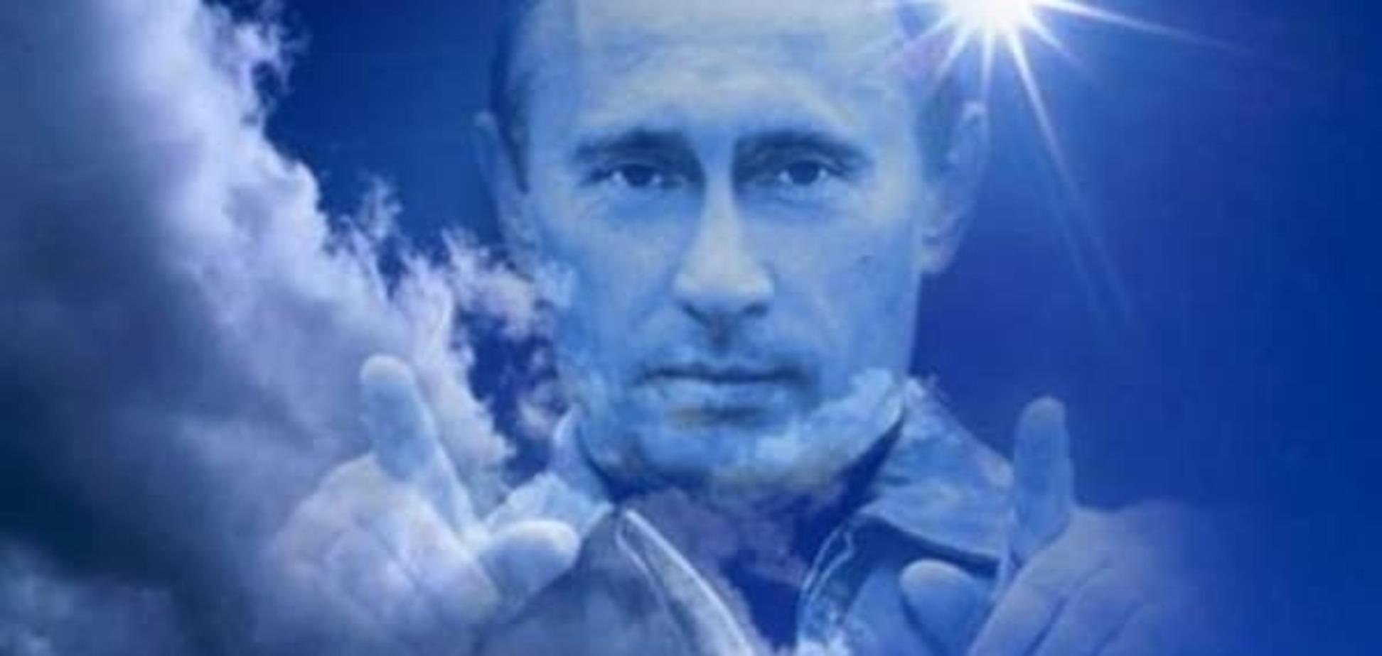 По благодати: православный активист допустил, что Путин станет богом
