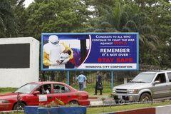 Смертельный вирус Эбола снова 'атаковал' Африку