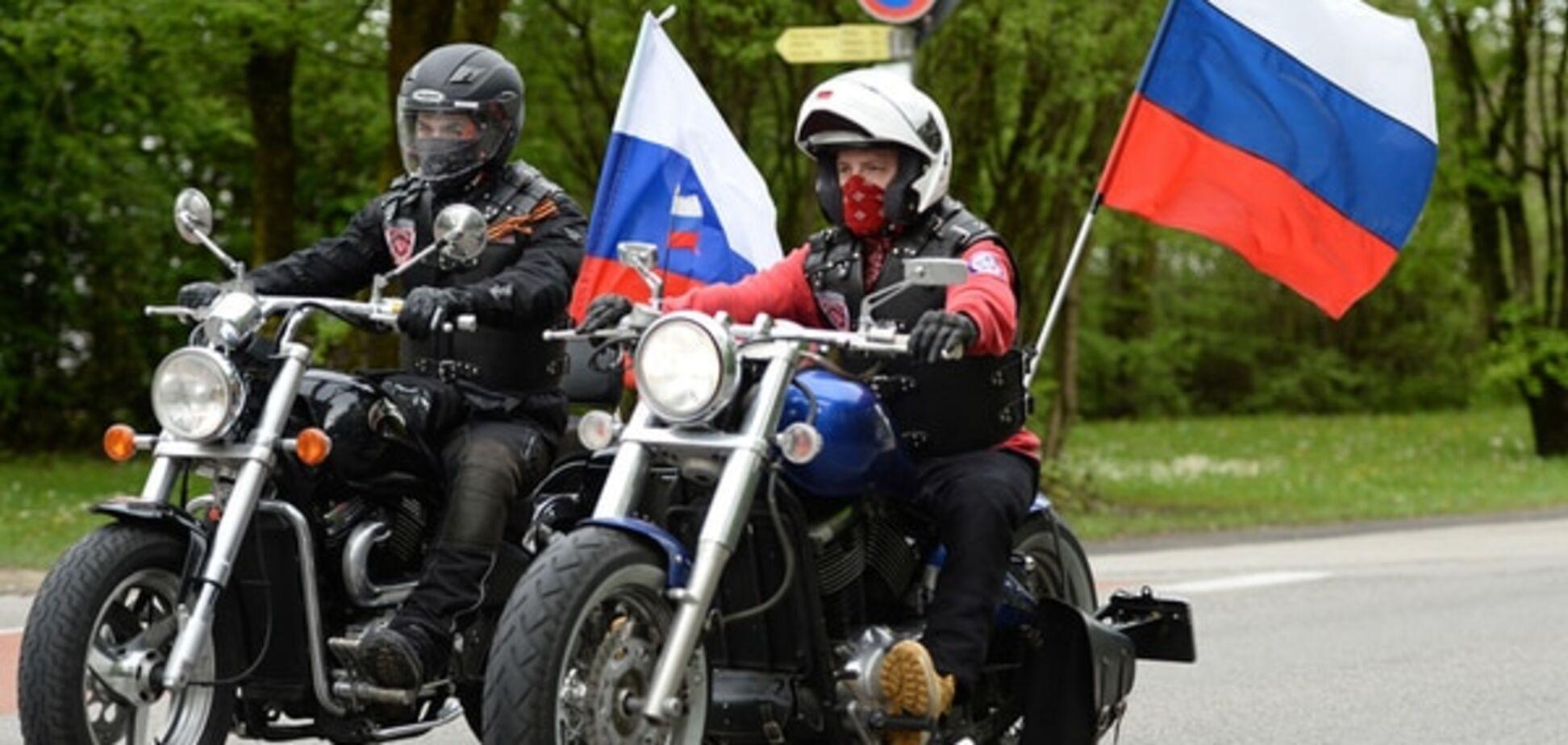 В Севастополе 'Ночные волки' допились до штурма воинской части морпехов