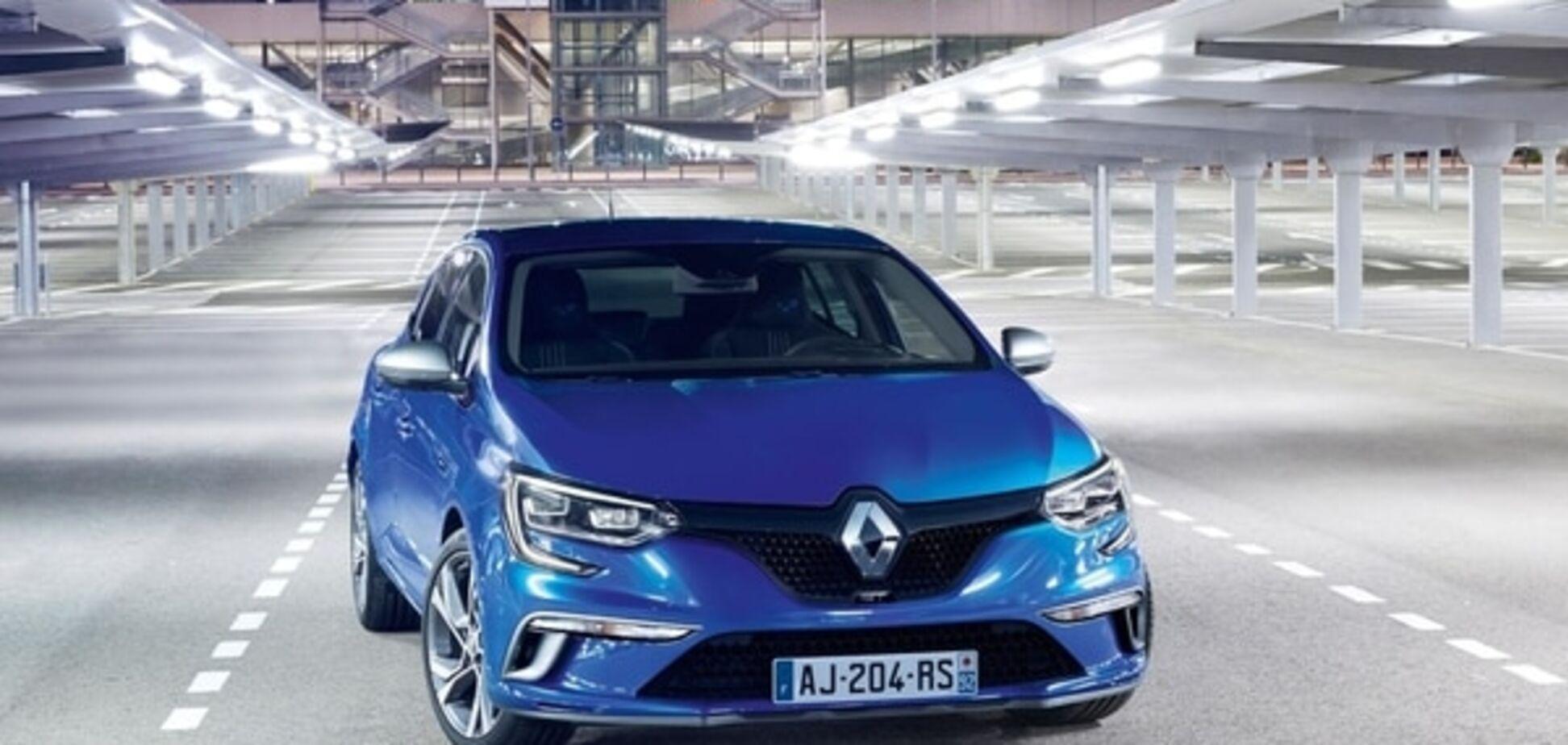 'Мини-талисман'. Renault показал новый Megane: фото модели