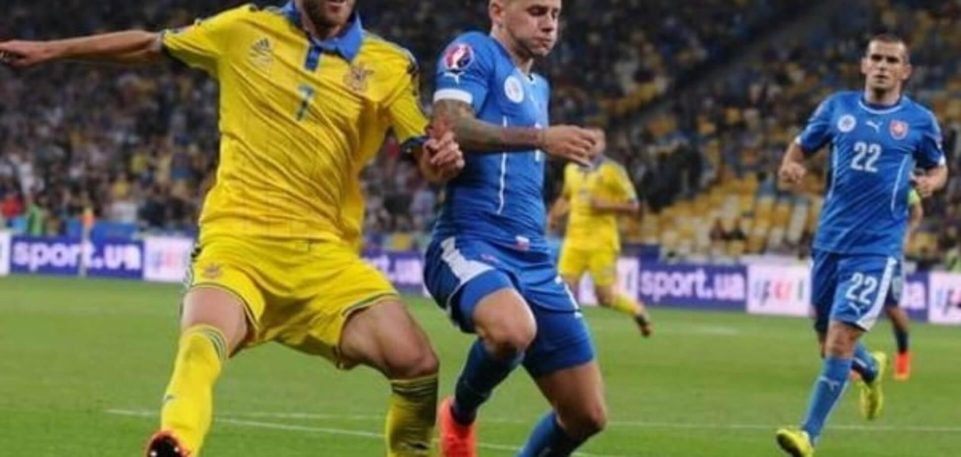 Україна зіграла внічию зі Словаччиною у важкому матчі Євро-2016