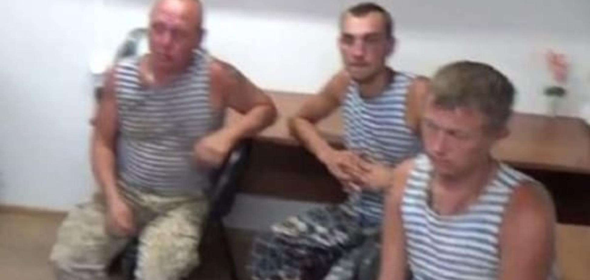 Россия пообещала вернуть задержанных в Крыму украинских десантников