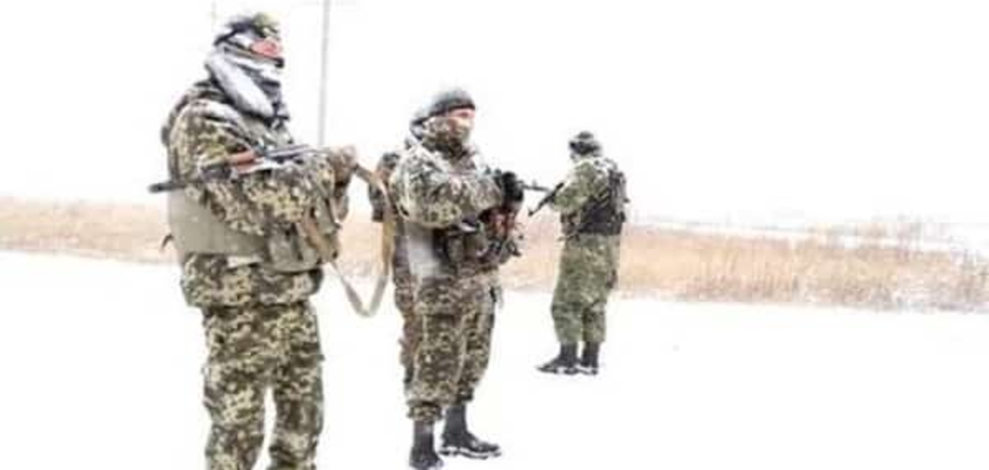 Новий рік в АТО: терористи нахабно обстрілювали українських військових