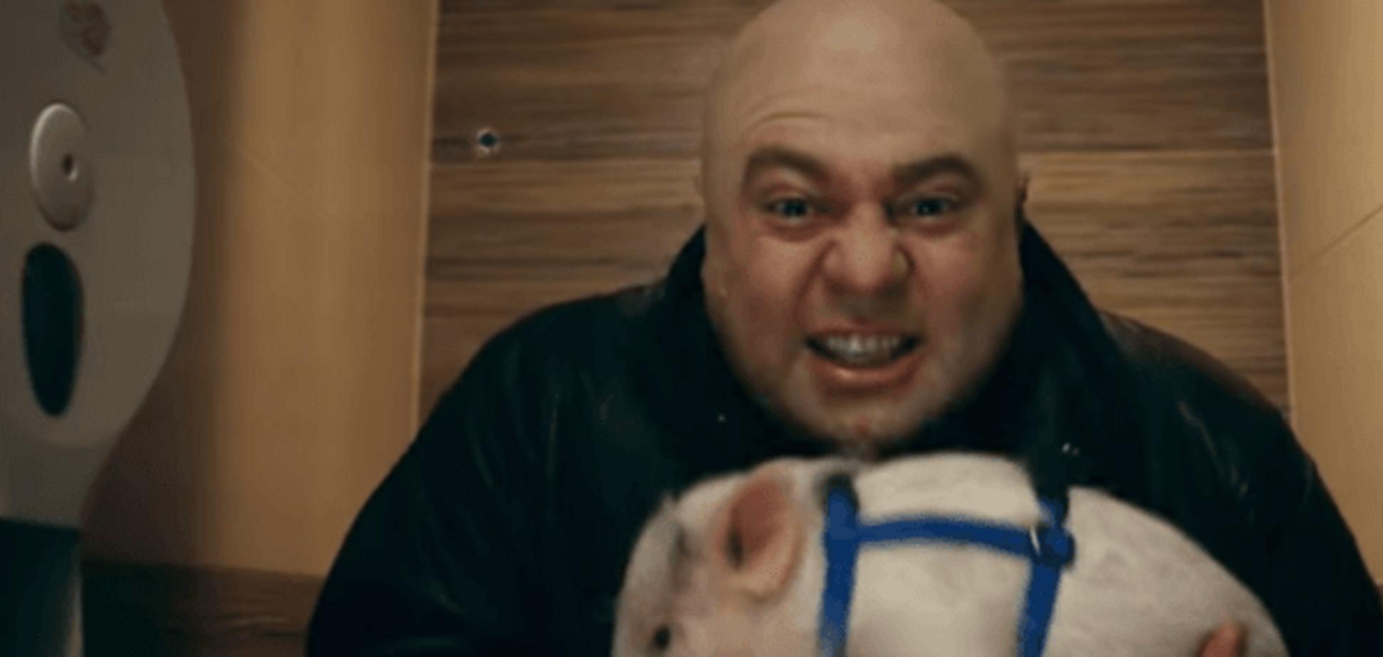 'Это вам за Севастополь': 95-й квартал снял пародию на культовый фильм 'русского мира'