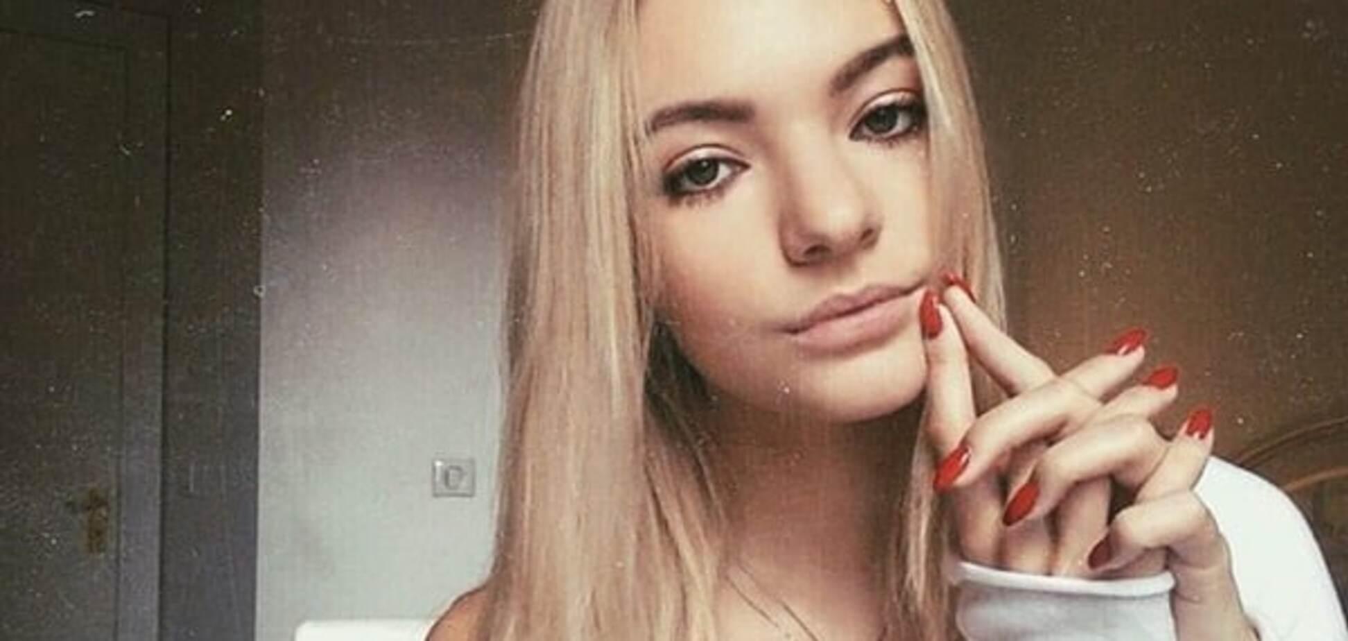 17-летняя дочь Пескова забыла надеть белье: фото девушки в откровенном джемпере