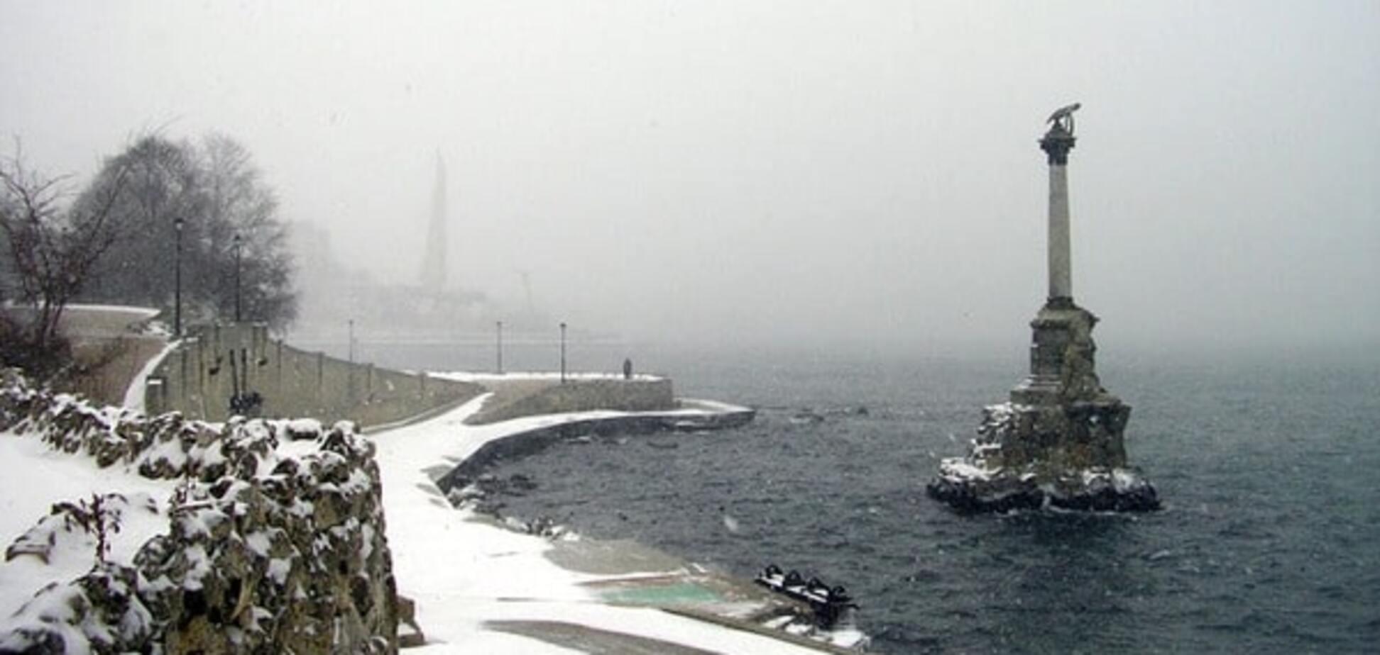 В окупованому Севастополі 3 людини замерзли на смерть
