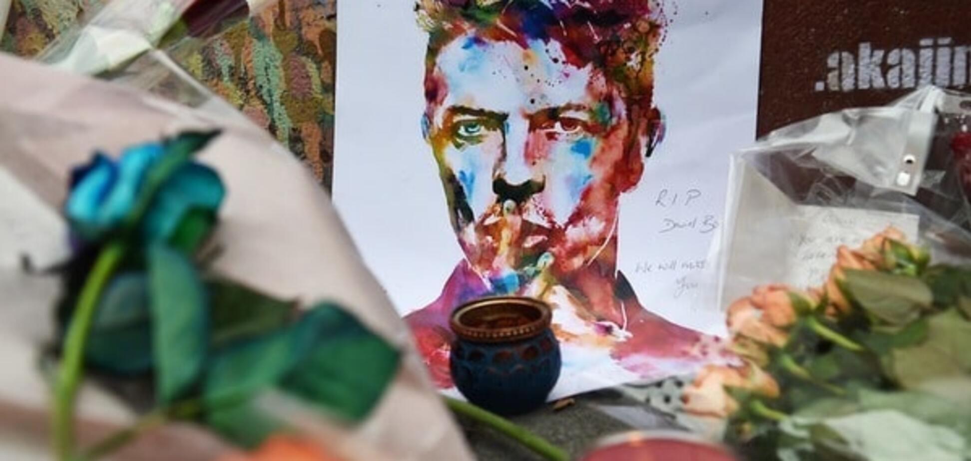 'Титан упав': музиканти сумують про смерть Девіда Боуї
