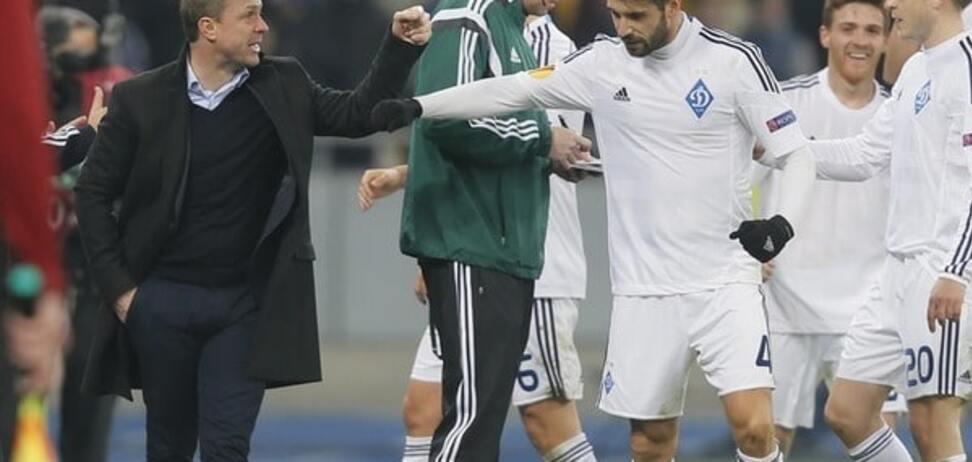 Суркис готов избавиться от трех легионеров 'Динамо'