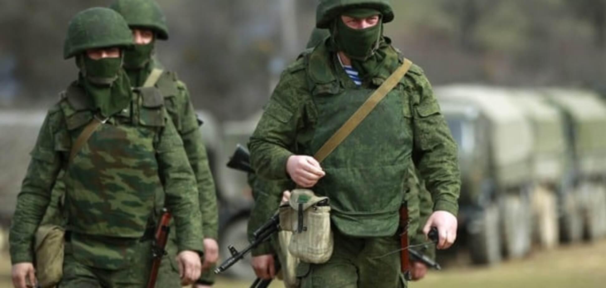 Нежданчик: Путін злякався '20 українських військових у Криму'