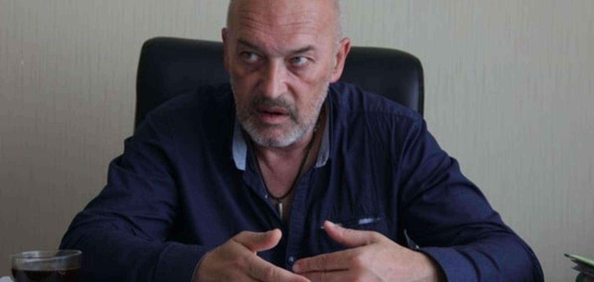 Мы должны устроить блокаду Донбасса по примеру Крыма - Тука