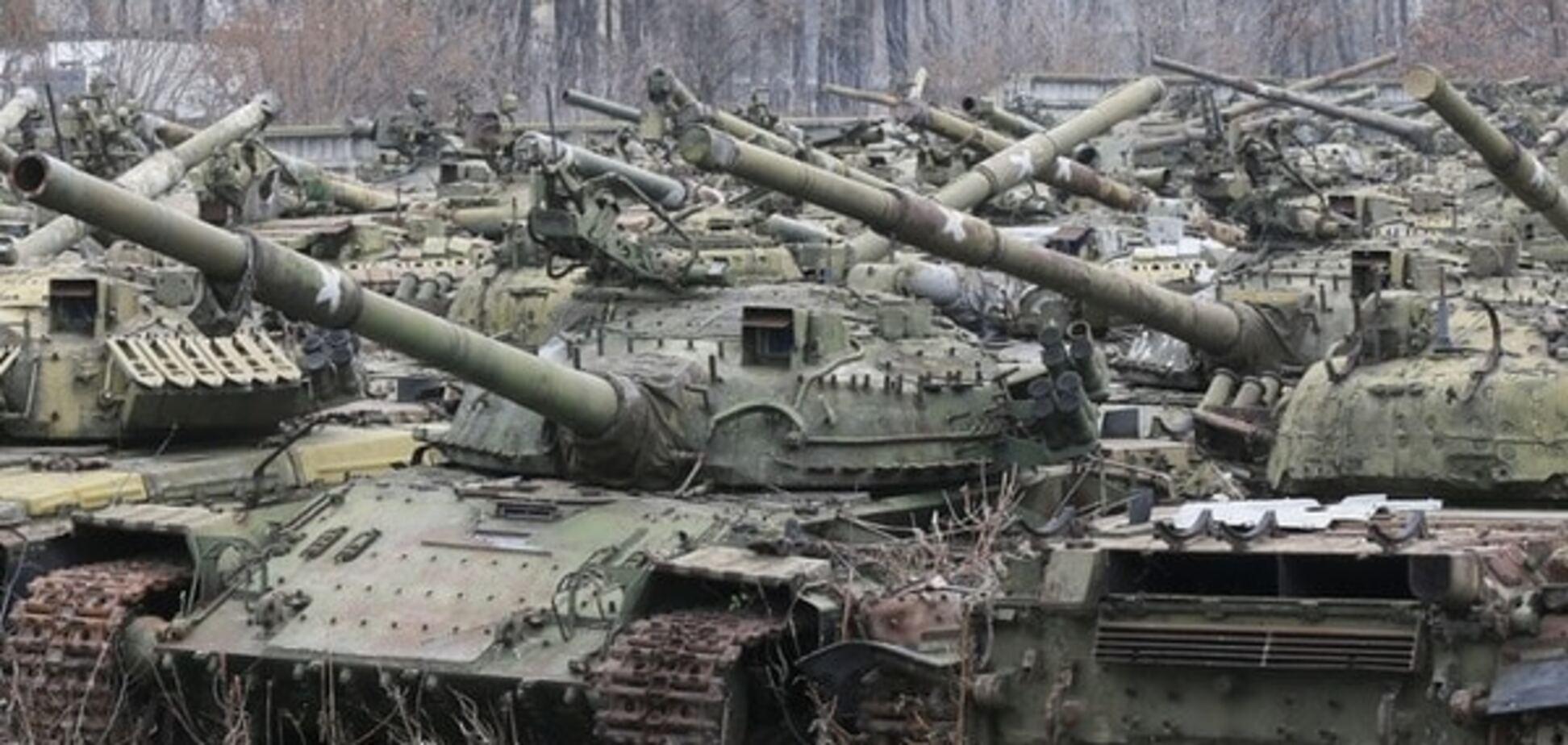 Українська армія стала потужнішою на 50 танків