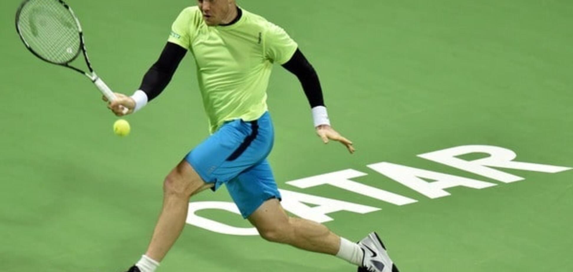 Український тенісист скоїв грандіозний стрибок у світовому рейтингу