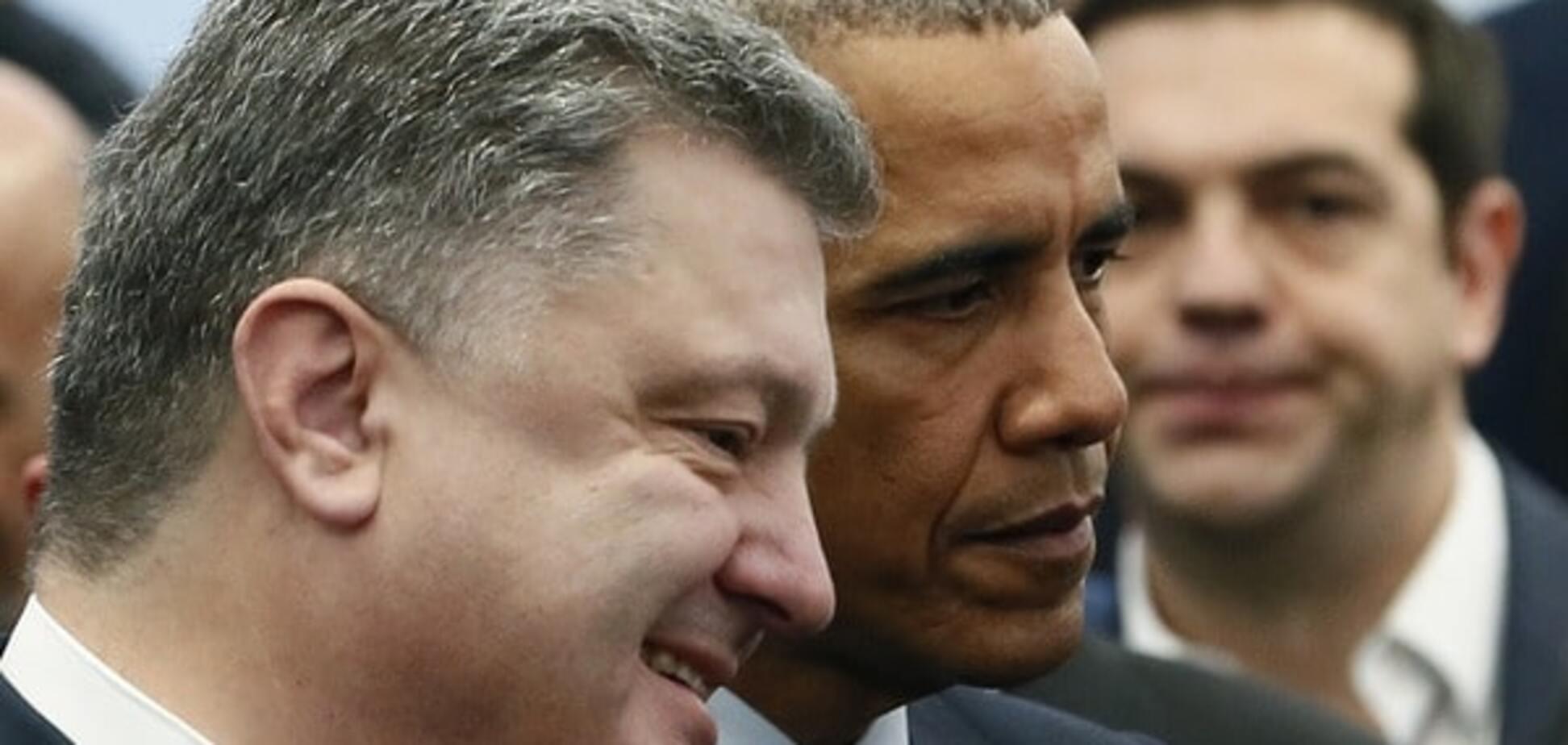 П'ять бажань для Обами: дипломат розповів, що Порошенко попросить у президента США