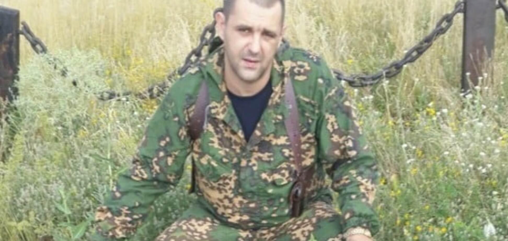 Убитий 'підполковник ДНР' виявився раніше судимим уродженцем Білорусі