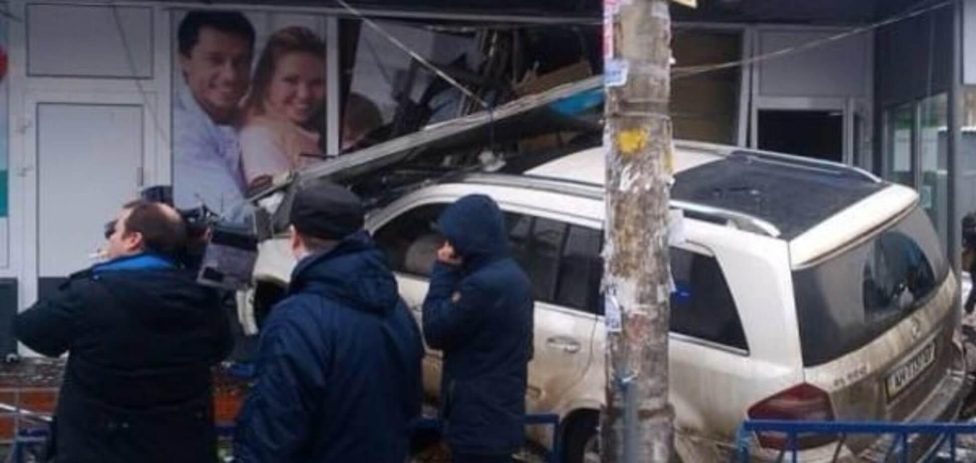 Мажору, що задавив у Києві жінку, пред'явили звинувачення