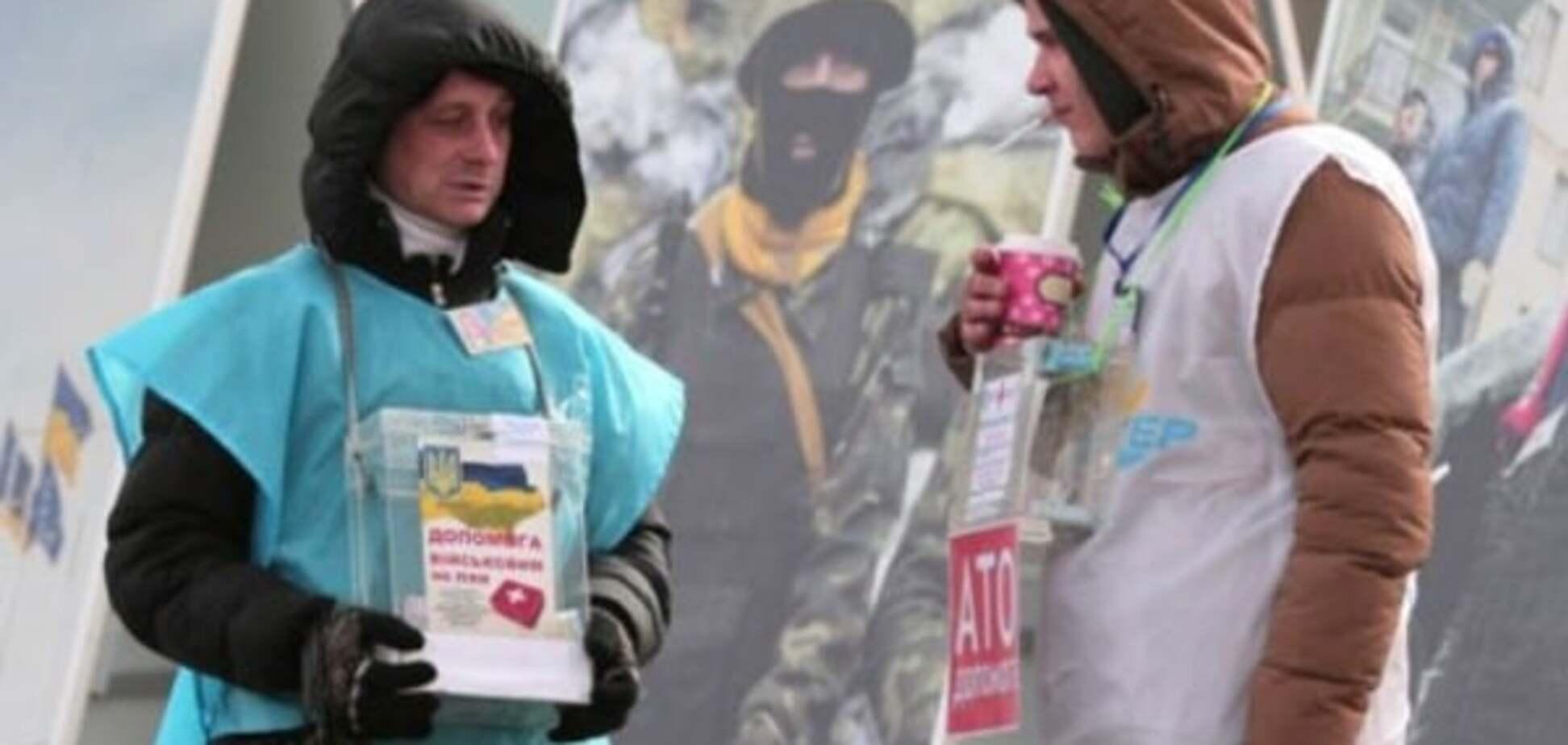 Наколядовали: из киевского метро выгонят лжеволонтеров